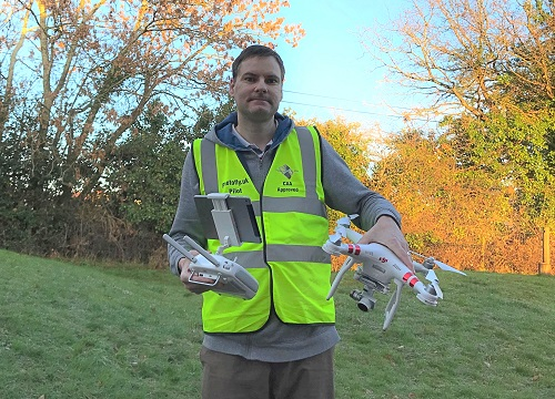 Drone Club will show owners the right way to fly
