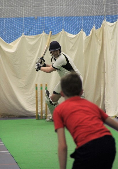 Frampton Cotterell cricketers head for the nets