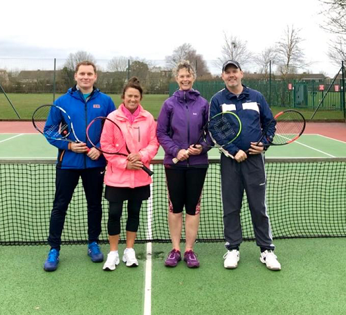 Storm Freya and Redland scupper Winterbourne Tennis Club