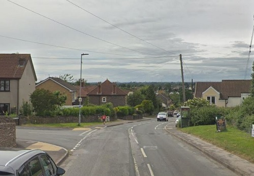 Driver's jaw broken in Frampton Cotterell road rage incident with cyclist