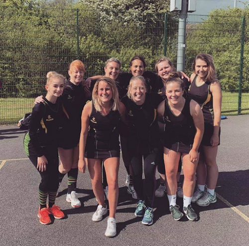 Another promotion for Frampton Cotterell Netball Club