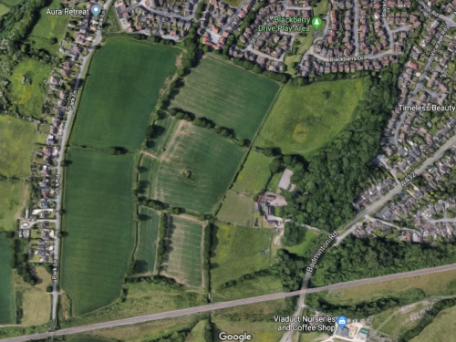 Plans for 204 homes at Coalpit Heath farm approved