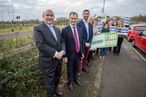 Park & ride on the way as railway improvements edge closer