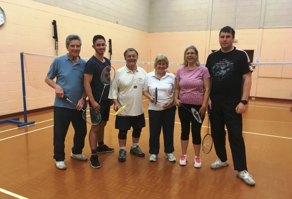 Get fitter and have fun with badminton