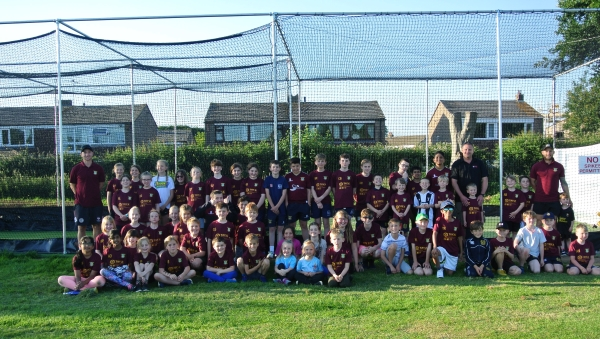 New nets are a big step forward for Winterbourne Cricket Club