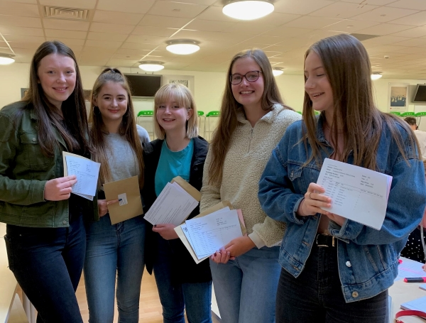 Winterbourne Academy celebrates its high achievers at GCSE