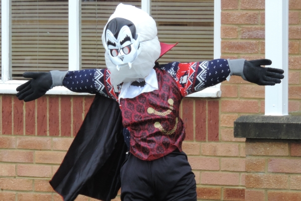 Frampton Cotterell scarecrow trail is back