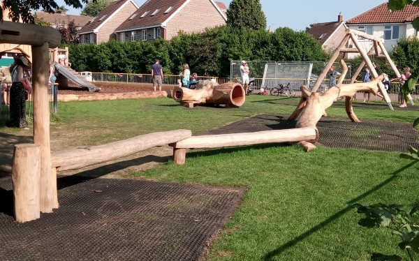 Next stage of Frampton Cotterell play area work to start this month