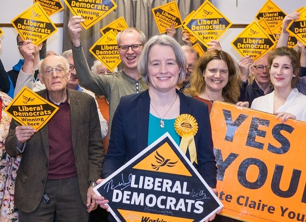 Greens stand aside in Thornbury and Yate to boost Lib Dem general election vote