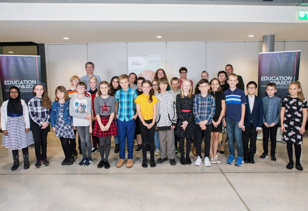 Awards celebrate Frome Valley's brightest young science talents