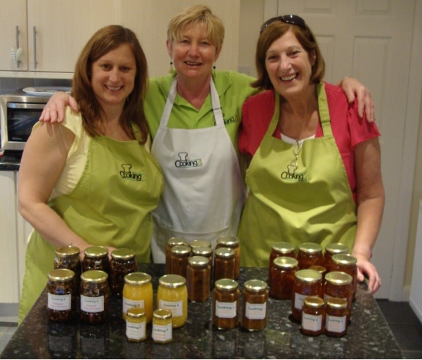 Recipe of the Month for November, with Ann Murray: mango chutney