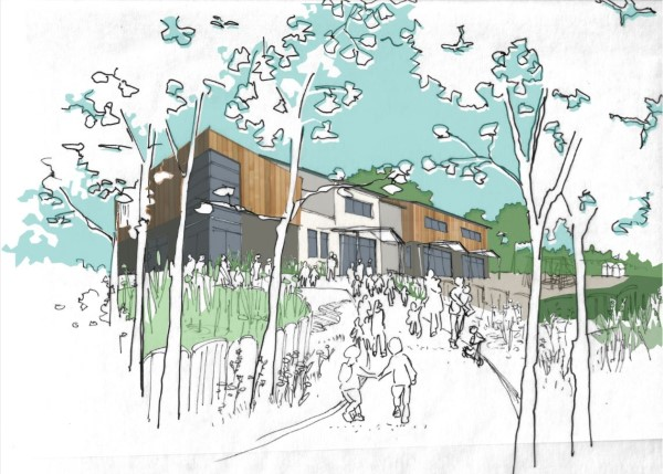 First look at new Winterbourne primary school