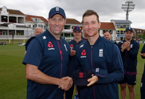 Winterbourne cricketer James selected for England Lions tour