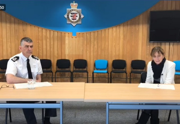 Lockdown could be lifted in three weeks - if we all stick to it, says police chief