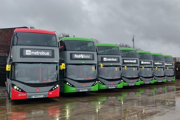 Bypasses for Winterbourne, Frampton Cotterell and Coalpit Heath and metrobus route in transport blueprint
