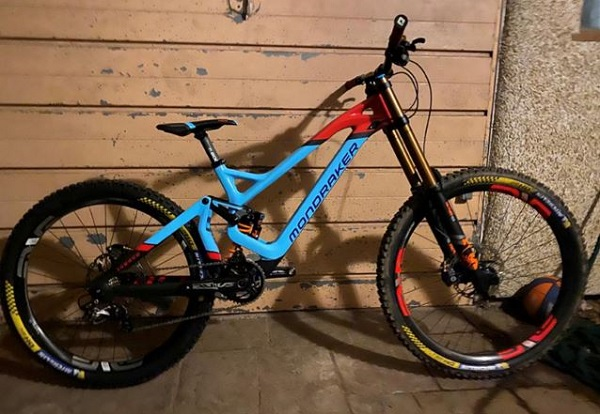 Rare mountain bikes stolen from Winterbourne home