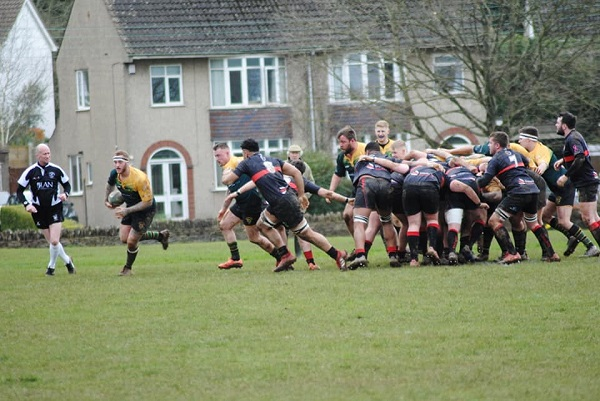 Rugby season is over for Frampton Cotterell