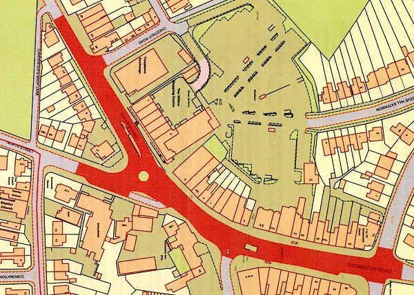 Overnight road resurfacing work to go ahead in centre of Downend