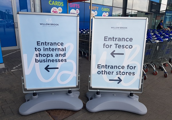 New measures as Willow Brook shopping centre prepares for more businesses to re-open