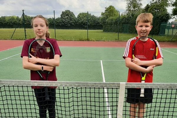 Winterbourne Tennis Club reopens