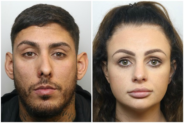 Couple ran cocaine and ecstasy dealing business from Siston Hill home