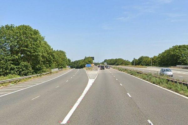 Women left 'distressed' after road rage incident on M32 at Hambrook