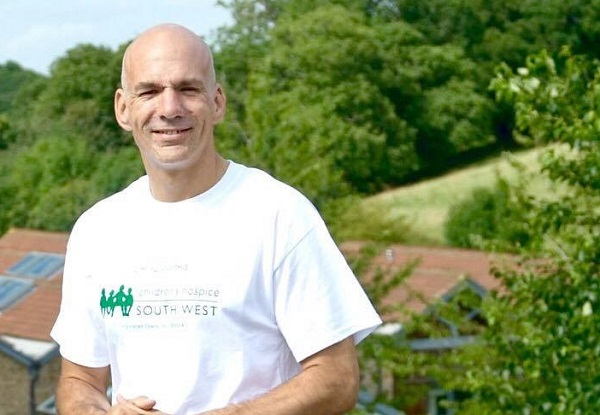 Paul will run 112 miles in 24 hours to help children's hospice