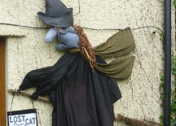 Fireworks and mummers off – but look out for pumpkins and scarecrows