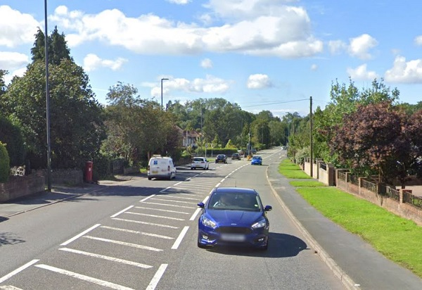 New cycle lane to Yate and ring road through Coalpit Heath