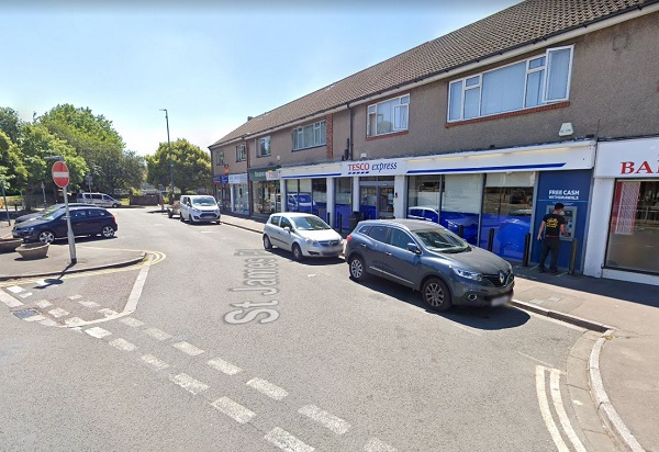 Teenagers arrested by armed police in Mangotsfield after 'machete' seen at shops