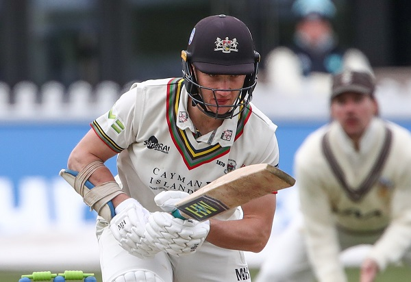 Winterbourne cricketer James Bracey called up by England