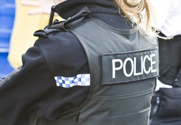 Safe containing gold jewellery stolen from Winterbourne home