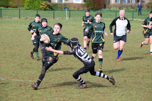Frampton U14s edged out in thriller