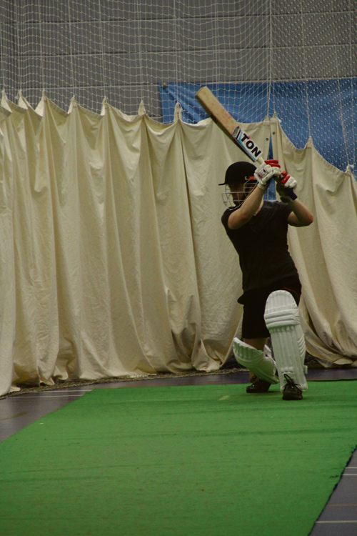 Cricketers look to first matches as winter nets finish
