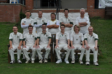 Coalpit Heath 1st XI crowned champions