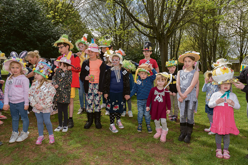 Easter fun at bank holiday event