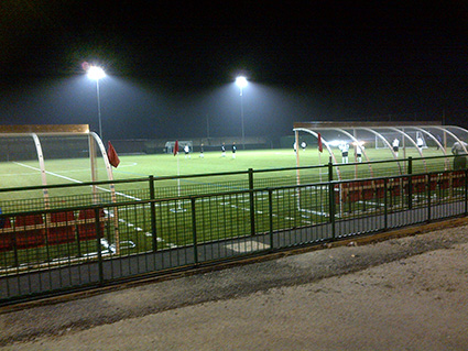 Winterbourne Utd looking forward to home advantage