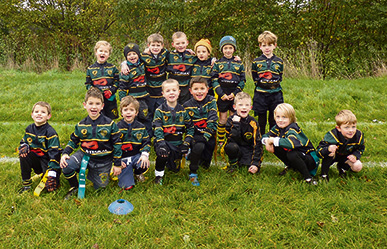 New recruits do club proud